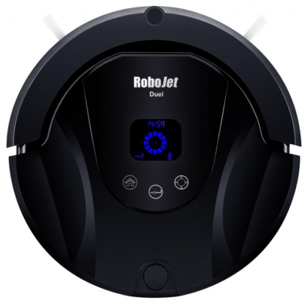 робот пылесос Robojet Duel 2