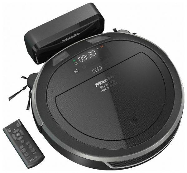 робот пылесос Miele SLQL0 30 Scout RX2 Home Vision