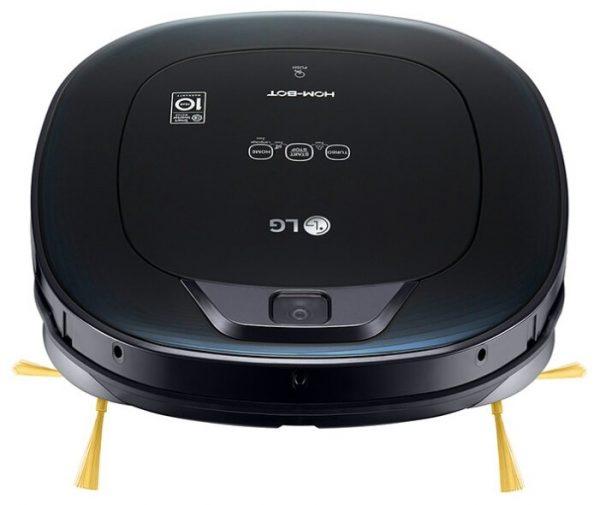 робот пылесос LG VRF6540LV