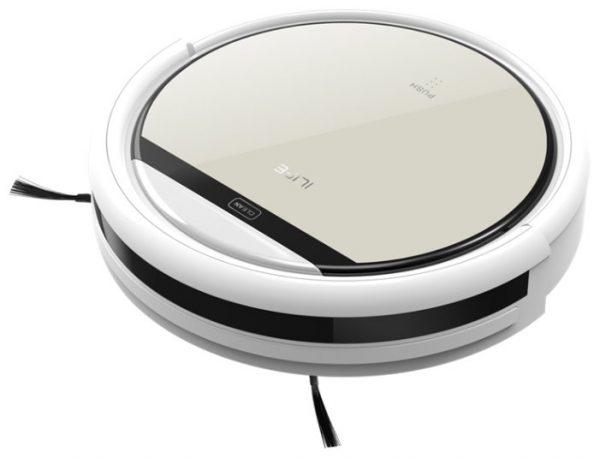 робот пылесос iLife CW310