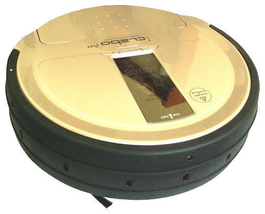 робот пылесос iCLEBO Free