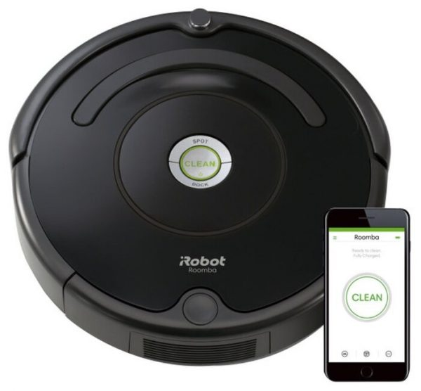 робот пылесос iRobot Roomba 671