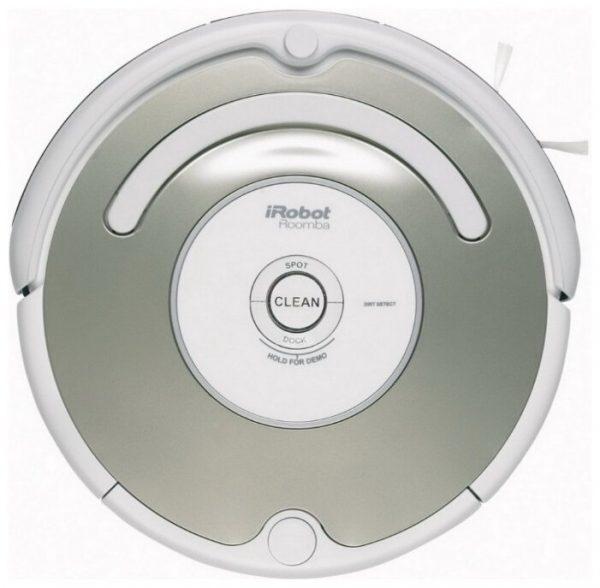 робот пылесос iRobot Roomba 531
