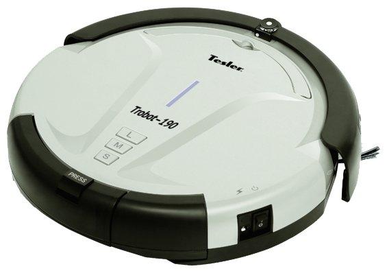 робот пылесос Tesler Trobot-190
