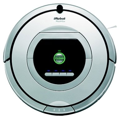 робот пылесос iRobot Roomba 765
