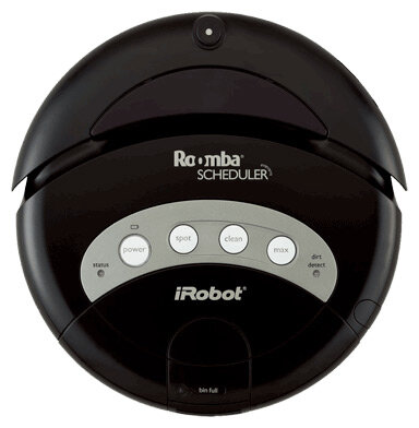 робот пылесос iRobot Roomba Scheduler