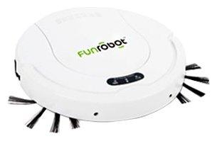 робот пылесос QWIKK FunRobot R500