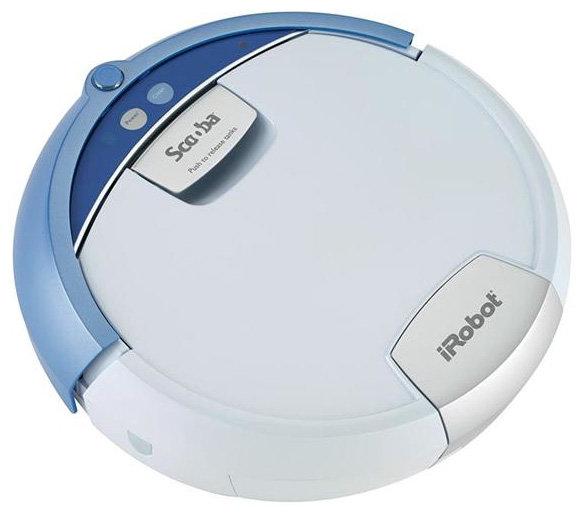 робот пылесос iRobot Scooba 340