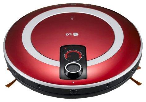 робот пылесос LG VR5902LVM